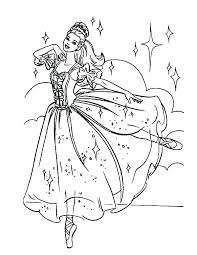 ballet coloring pages printable nuter book with free ballerina
