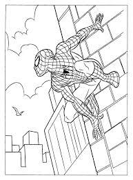 Kleurplaten Spiderman 3 Uniek Kleurplaat Superhelden Kleurplaat