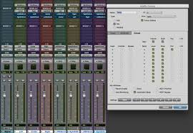 Pro Tools Latency Chart Tips For Post Production Mixing Dolby Atmos In Pro Tools