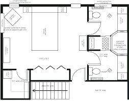master bathroom closet floor plans and walk in bedroom with layouts architectures