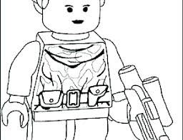 Print Lego Star Wars Coloring Pages Star Wars G Pages To Print Book
