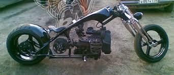wacky russian dnepr bobbers and choppers bikermetric