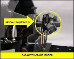 fig 9 centrifugal switch
