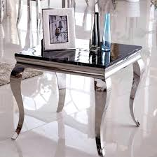 stainless steel coffee table fashion stainless steel side table small coffee table marble glass side a stainless steel coffee table