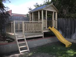 subterranean space garden backyard huts cabins sheds. Roof Fort With Custom Side Deck Subterranean Space Garden Backyard Huts Cabins Sheds