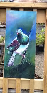 outdoor wall art new zealand kereru bird native wood pigeon panel from on outdoor wall art new zealand with outdoor wall art new zealand kereru bird native wood pigeon