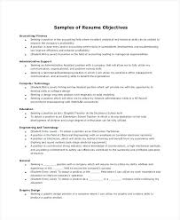 Executive Assistant Career Objective Sample Executive Assistant Resume Objective Administrative Assistant