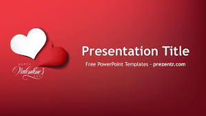 valentines powerpoint backgrounds. Interesting Backgrounds The Free Valentineu0027s Day PowerPoint Template Has A Red Background There Is  Also An Illustration Of Hearts Designed By Freepik So It Fits With The Topic For Valentines Powerpoint Backgrounds R