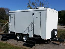 Associated Products Services IncEltia Luxury Portable Restroom - Luxury portable bathrooms