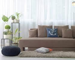decorate a corner in a living room
