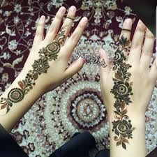 Canada Mehndi Designs Latest Style Hd Image Free Download