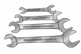 Af Spanner Size Chart What Spanner Sizes Are Available Wonkee Donkee Tools