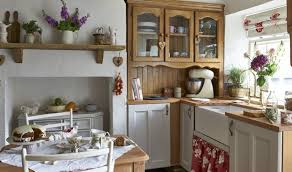 how to design a vintage kitchen real