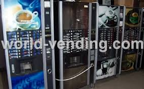 Used Vending Machines Classy Zanussi Zenith I Coffee Vending Machines Zanussi Zenith From World
