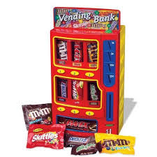 Mini Candy Vending Machine