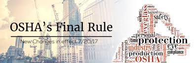 final rule goes into effect january 17 2017