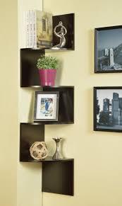 Living Room Corner Decoration Corner Wall Shelf Unit Lower Living Room Shelving Unit Ideas To