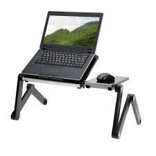multipurpose foldable laptop table 360 big fan