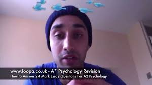 a aqa a psychology how to answer mark essay questions a2 aqa a psychology how to answer 24 mark essay questions