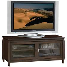 48inch Wide TV Stand  Entertainment Center In Walnut Finish 48 Inch Wide Tv Stand S34
