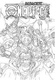 Tranh tô màu những nhân vật trong One Piece trong 2021 | One piece, Roronoa  zoro, Phim hoạt hình