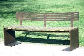 backyard bench out door bench plan