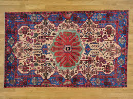 delivered hand knotted oriental rugs wool on persian rug 8 x 13 w2480