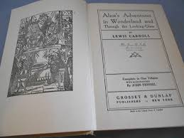 wonderful 1890s alice s adventures in wonderland and through the looking gl antique