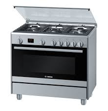 Oven Gas Stove Bosch 900mm 5 Burner Gas Stove Stainless Steel Lowest Prices