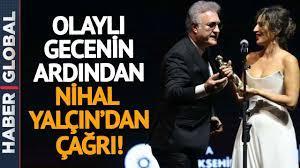 Olaylı Gecenin Ardından Nihal Yalçın'dan Tamer Karadağlı İçin Çağrı: İzin  Vermeyin! - YouTube
