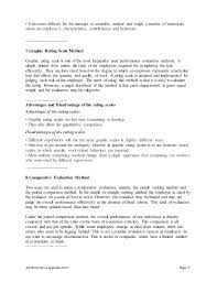 it system administrator perf ce appraisal  15 job performance evaluation