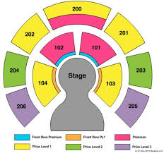 Eye Catching Seating Chart For Kooza Seating Chart For Lowes