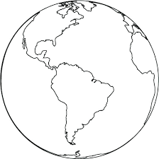 The Earth Coloring Page Printable Earth Coloring Pages Coloring