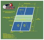 tennis+net+height
