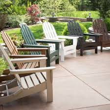 recycled plastic adirondack chairs. POLYWOOD® Recycled Plastic Classic Curveback Adirondack Chair Chairs X