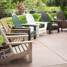 Recycled Plastic Adirondack Chairs Hayneedle