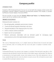 Company Profile Sample Unique Construction Company Profile Samples Doc Construction Company