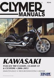 kawasaki vulcan 900 repair manual by clymer 2006 2013 kawasaki vulcan 900 classic classic lt custom 2006 2013