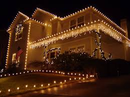 outdoor xmas lighting. mesmerizing image of outdoor christmas decorations with light decoration plus white decorating lighting having gold clear xmas