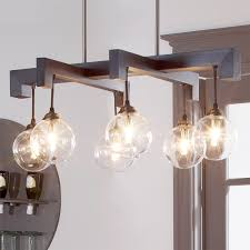 glass globe chandelier amazing wood frame shades of light for 19