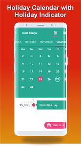 India 2019 Govt. Holiday Calendar - Public Holiday – (Android Apps ...