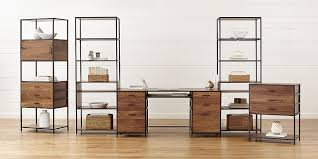home office furniture collection. Interesting Furniture Knox Modular Home Office Collection On Crate And Barrel .