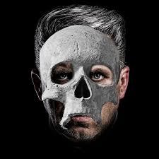 skull portrait mask phantom y y