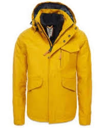 248 nwt timberland men s 3 in 1 waterproof field jacket hooded a1ai4c44 sz