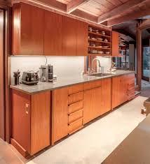 Frank Lloyd Wright Kitchen Design Frank Lloyd Wright Inspired Lewis Custom Cabinets