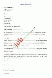 New Sample Of Cover Letter For Applying Job   Mediarefinery ...