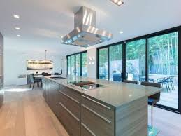 Modern wood floor designs Reclaimed Wood Whitewashed Hardwood Flooring For Modern Kitchen With Corian Countertops Freshomecom 31 Hardwood Flooring Ideas With Pros And Cons Digsdigs