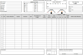 driver trip sheet template excel spreadsheets jack cola services
