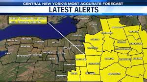 ALERT: Severe thunderstorm watch issued ...