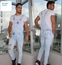 pantalones jeans rotos para hombres